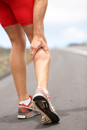 Non-surgical orthopedic care for lower leg and ankle sprains